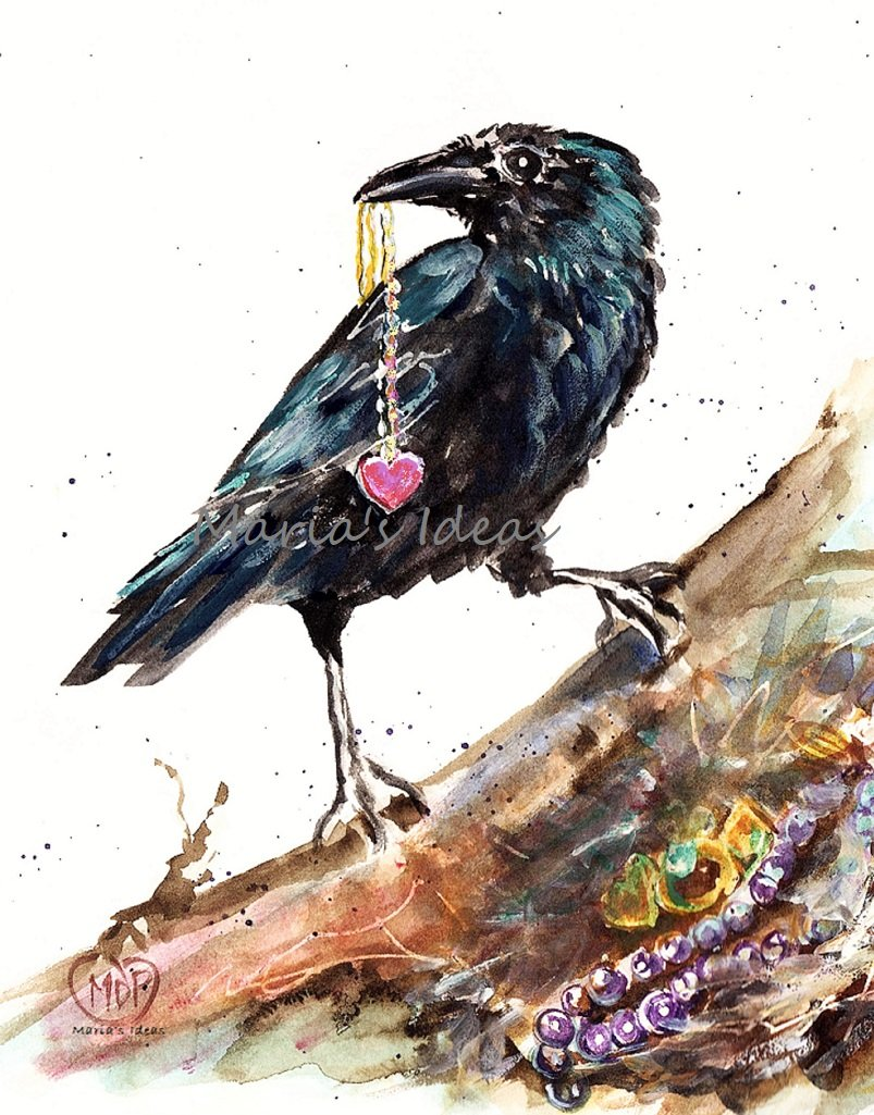 crow, crows, giver, gift, giving, book illustrator