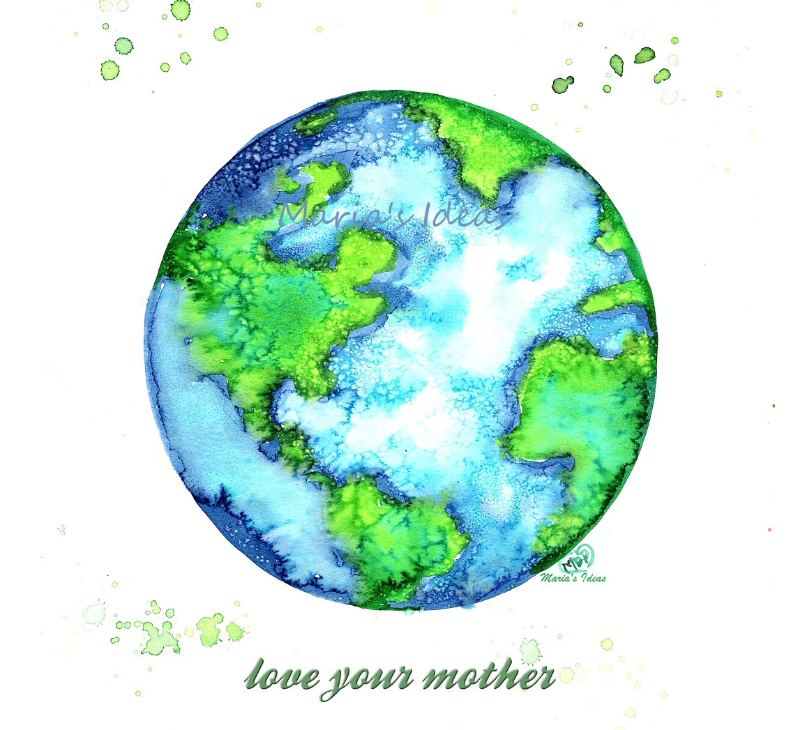 mother earth, earth art, environment, planet art, love your mother, eco art, save the planet